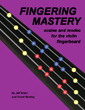 FINGERING MASTERY scales & modes for the violin fingerboard - Front Cover �2012